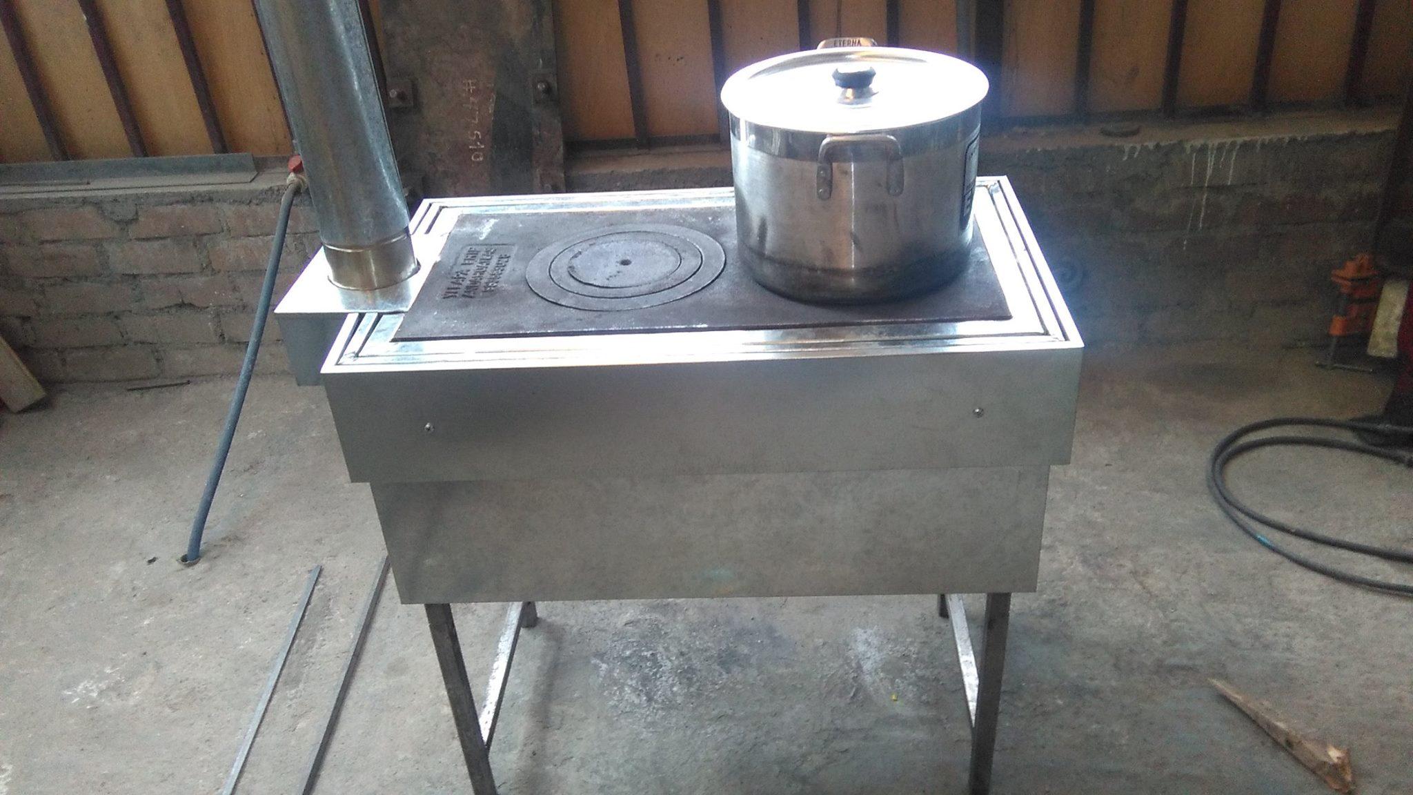 Cocina ILLAPA FRITZ