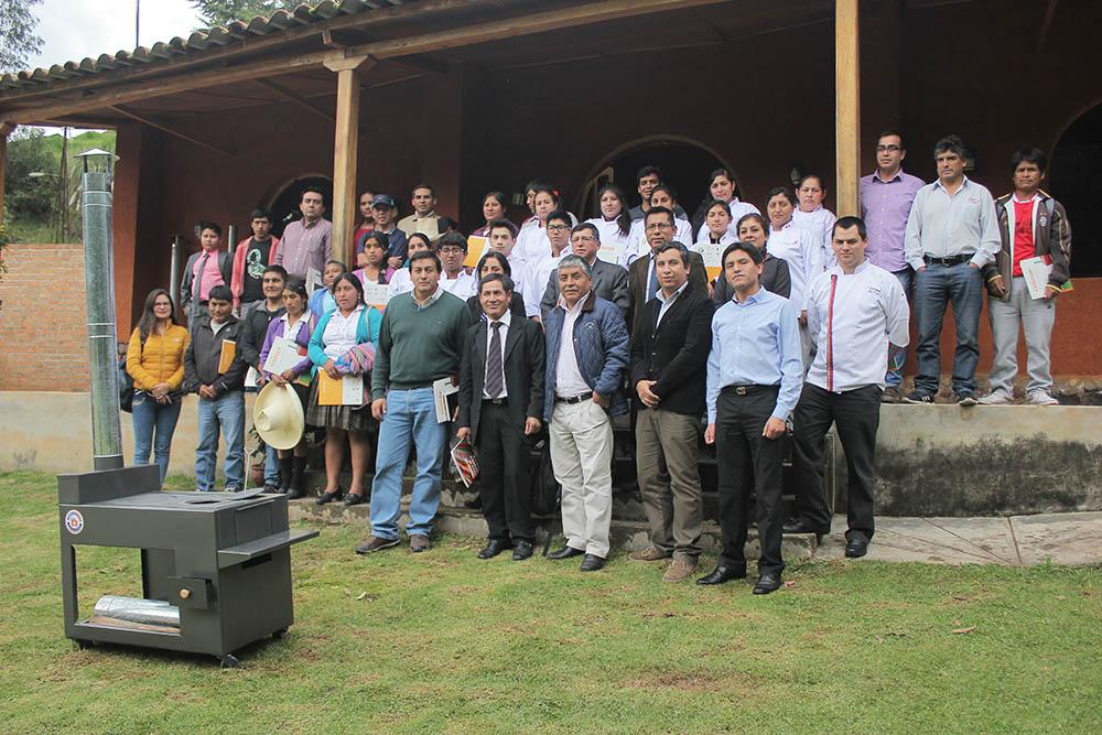 Empresa cajamarquina recibe sello de reconocimiento