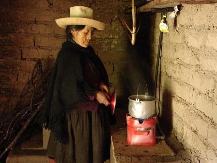 Proyecto Energía Limpia para cocinar