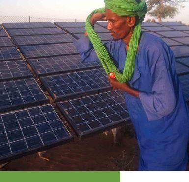 Panorama energético de los pobres 2014