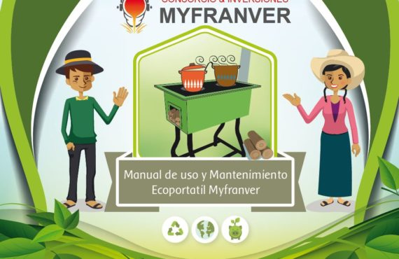 Manual y uso de la cocina ecoportatil myfranver