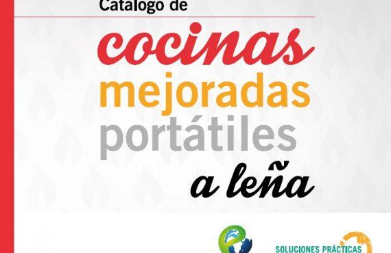 catálogo de cocinas portátiles a leña