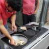 Universidad Nacional de Ingeniería valida nuevo modelo de cocina mejorada portátil de empresa local en Cajamarca